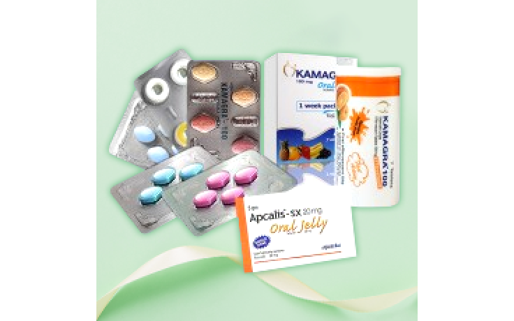"""Kamagra Combinatie Pack  """"Try Out"""""""